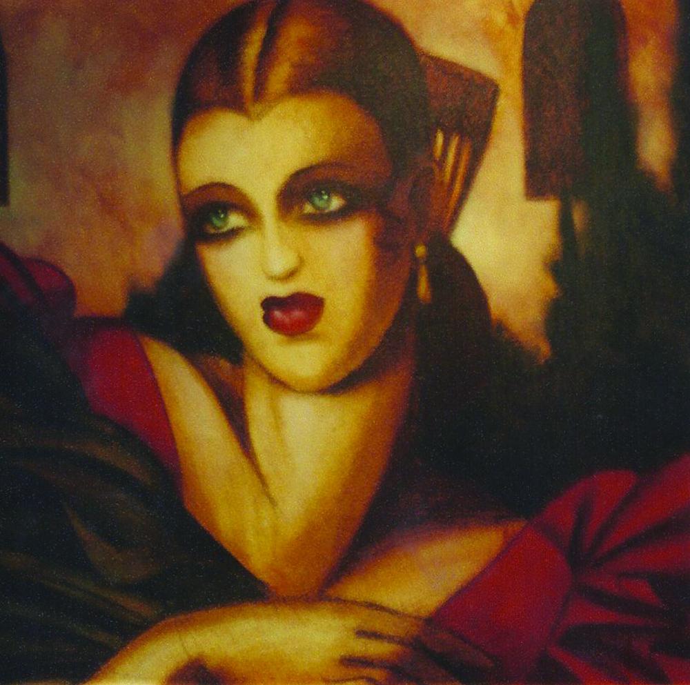 Carmen Paintings