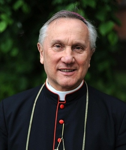 Archbishop Edward Ozorowski