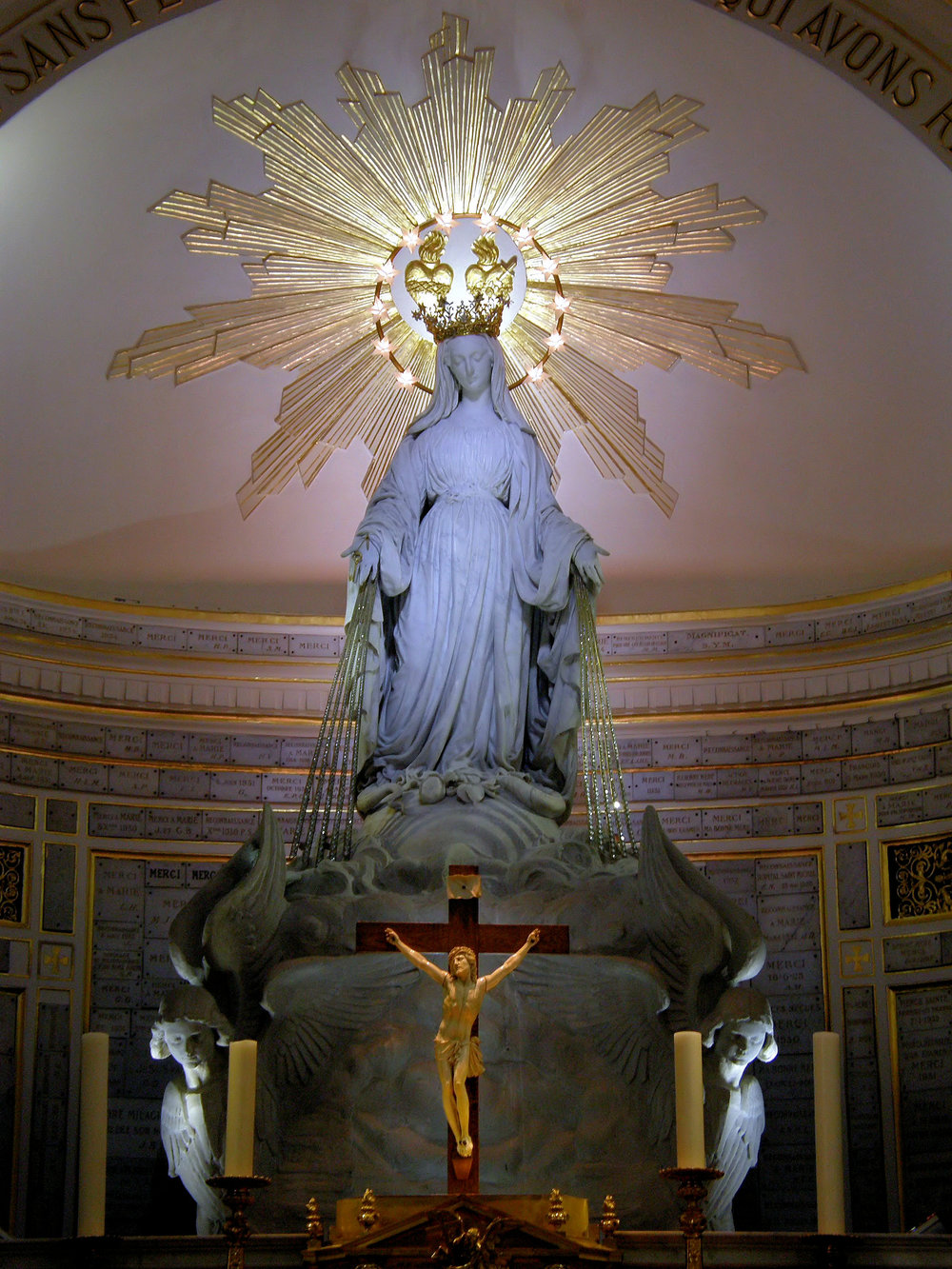 Chapel of Our Lady of the Miraculous Medal