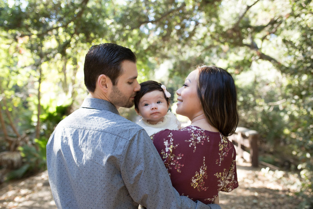 Oak Canyon Nature Center Family Session