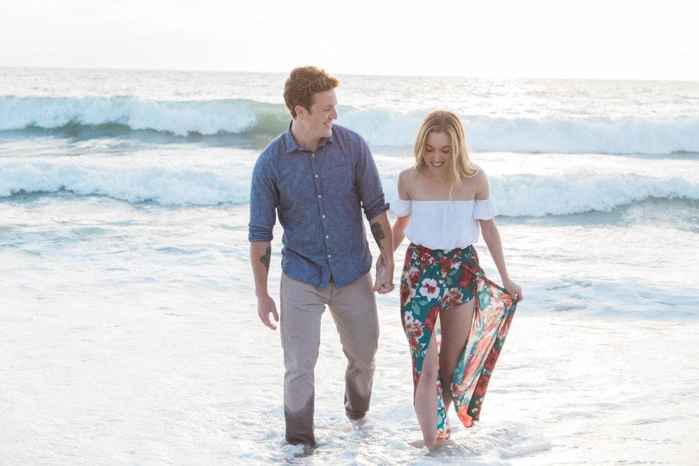 Redondo Beach Engagement Session - Kelly H Photo