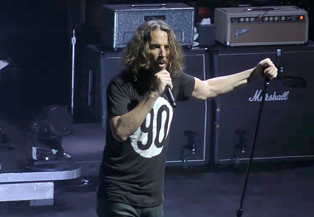 90 The Original Chris Cornell Temple Of