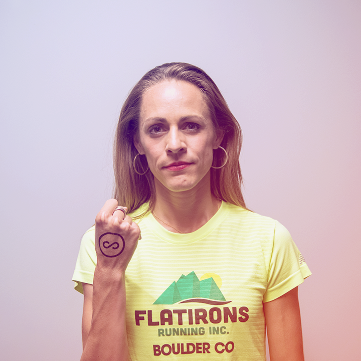 Jenny Simpson U.S. Olympic Middle-Distance Runner