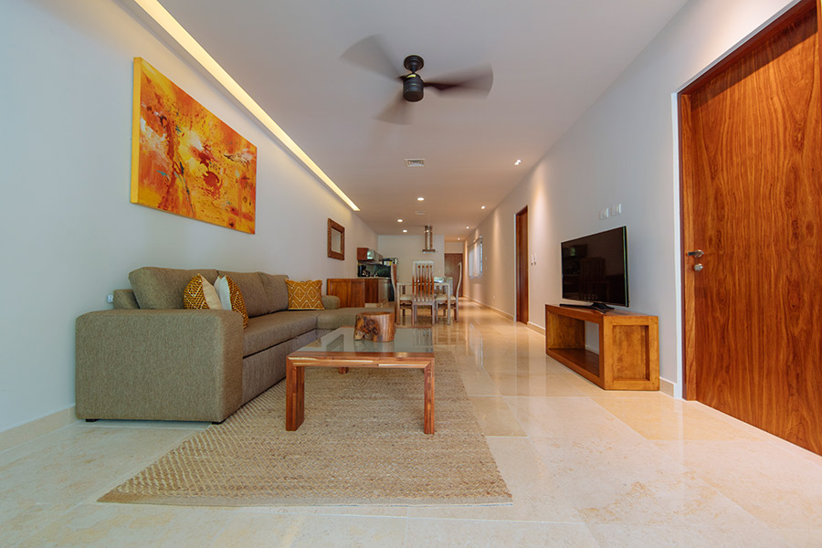 LUXURIOUS CONDO  5 guests / 2 rooms / 2.5 bathrooms