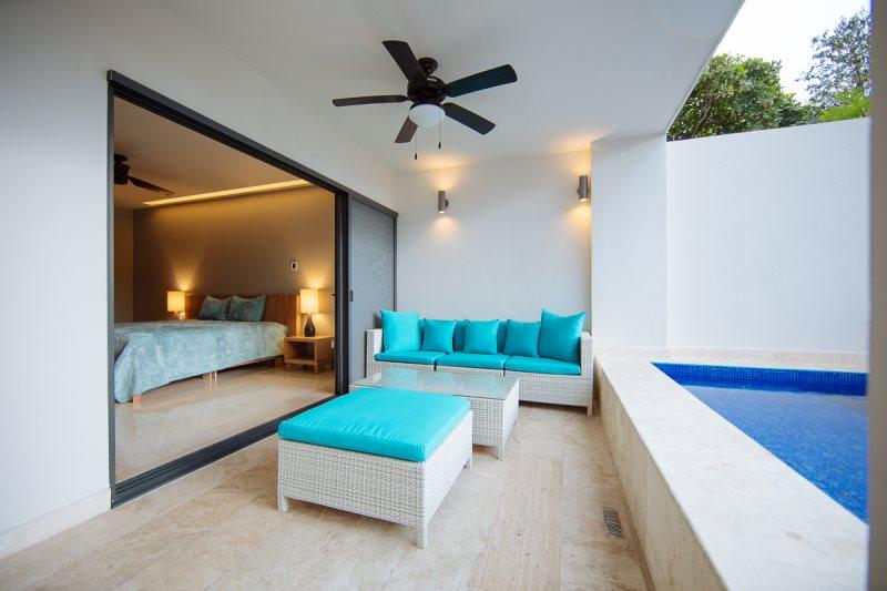 MARAVILLOSO CONDO  8 personas / 5 camas / 3 baños