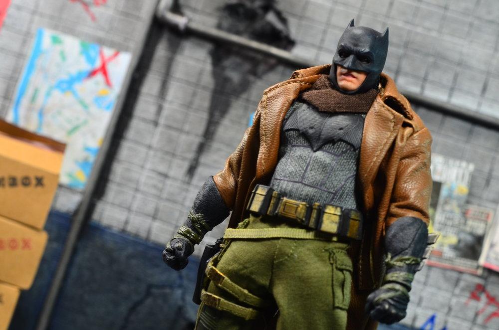 Mezco One:12 Knightmare Batman — D Amazing