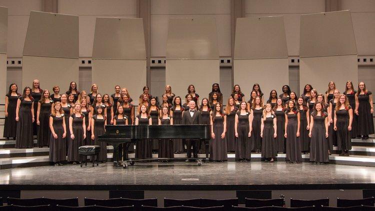 Photo of the Chorus from Twilight 2016