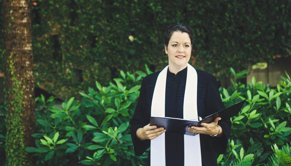 Central Florida Orlando Wedding Officiant