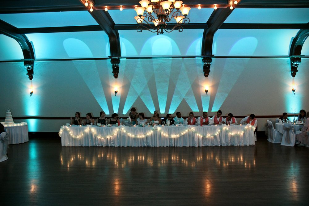 Uplighting Services