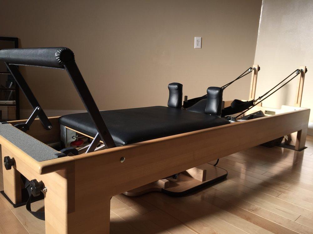 Balanced Body Reformer