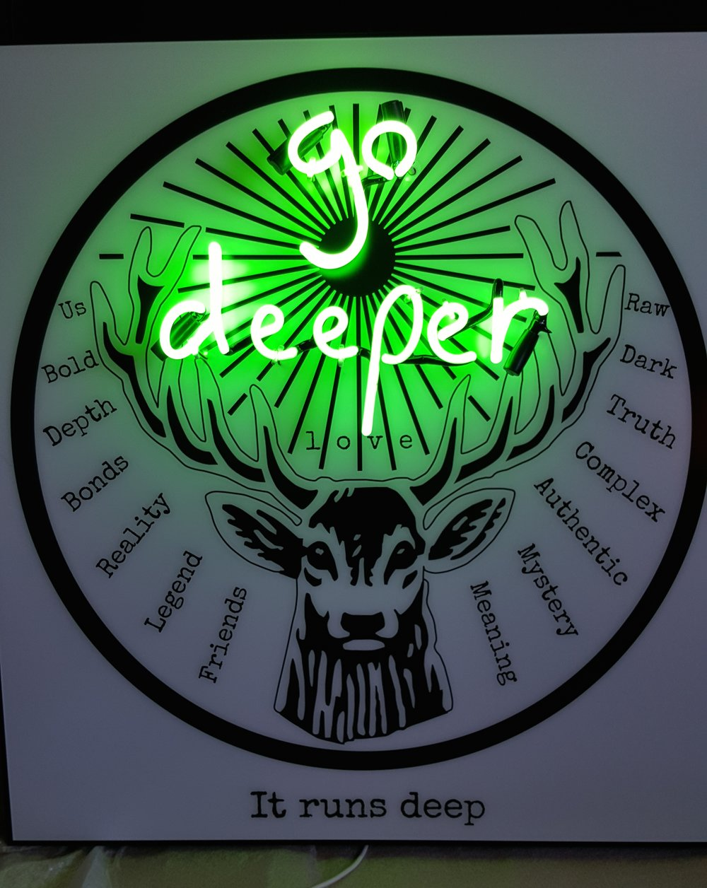 Go Deeper - Jagermeister commission