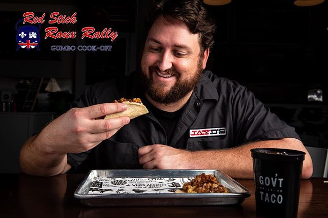 We are excited to announce that Baton Rouge's very own @jayducote will be heading up the team of local chefs to help decide who will be this year's winner of best gumbo at #rouxrally