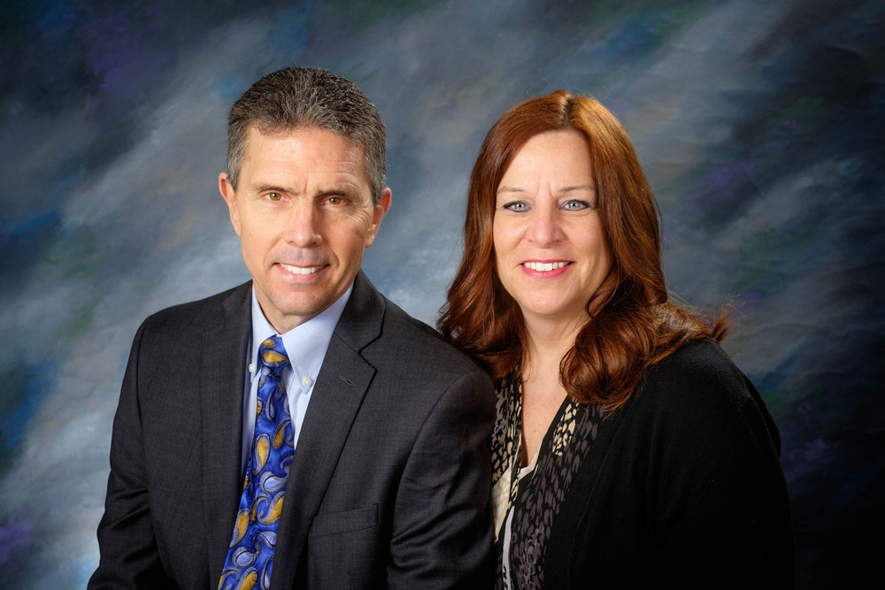 Founders, Doug and Julaine Bierl