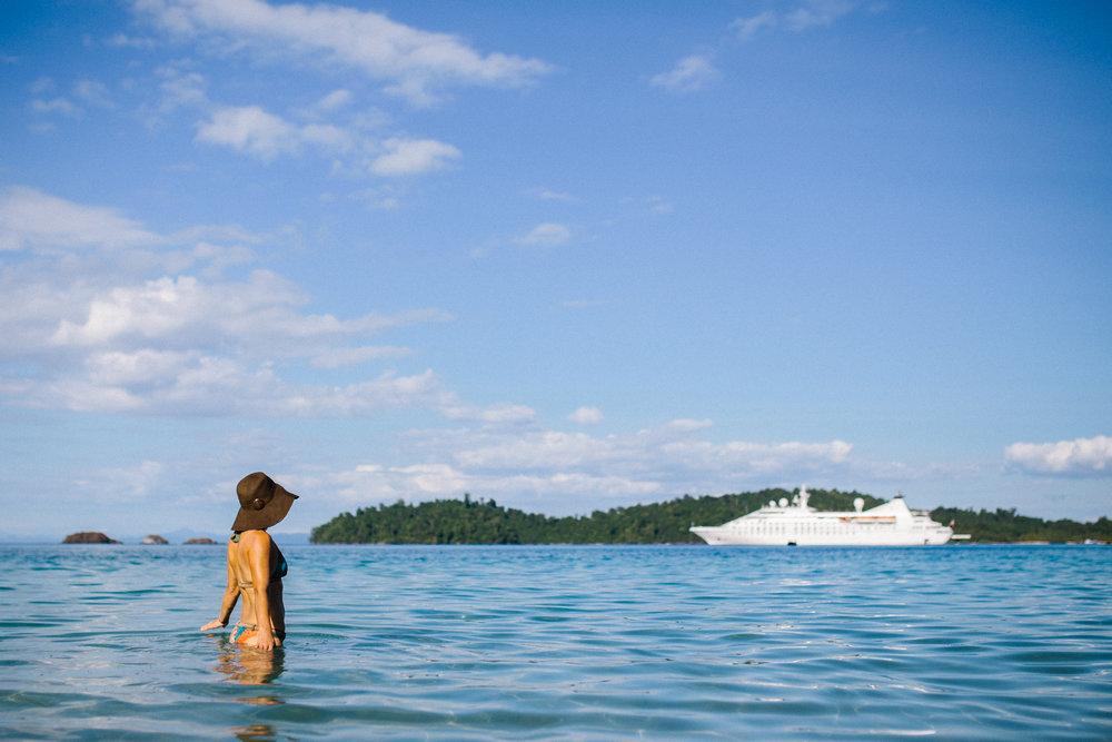 A Windstar Cruise Diary