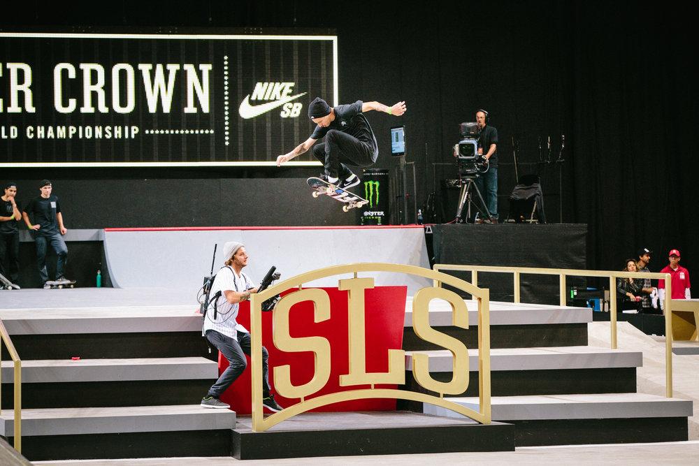 Photo Diary: 2016 SLS Finals