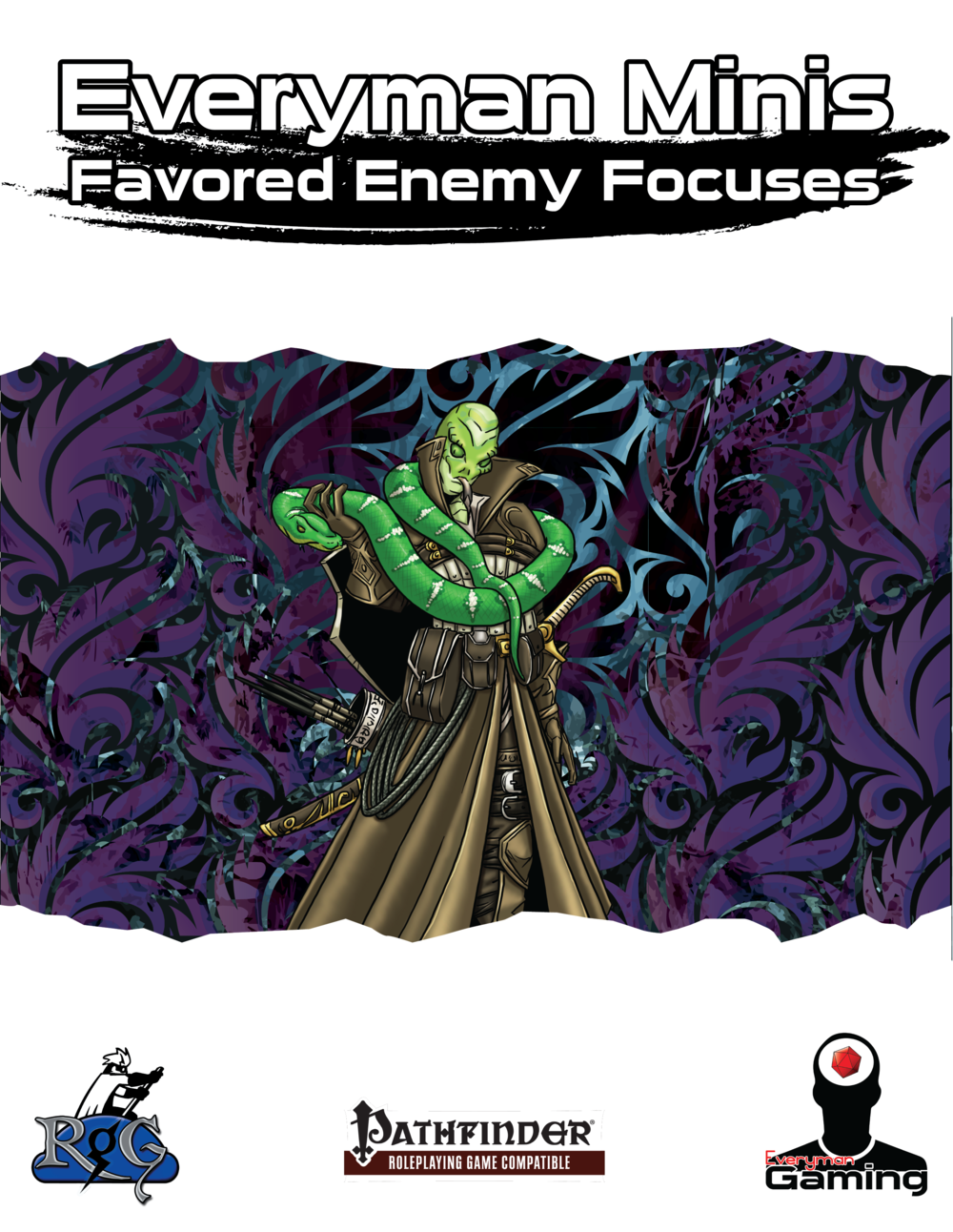EMM 29 Favored Enemy Focuses Cover.jpg