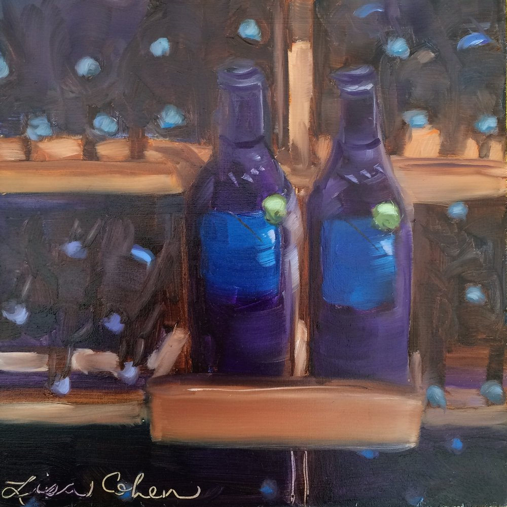 97 New Tasting Room's Cab Franc - Lisa Cohen - Oil Painting.jpg