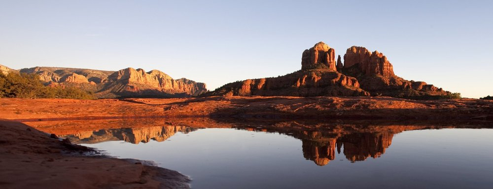 Sedona, in AriZona is one of the world's most popular destination sites for healing and transformation, the red rocks have healing qualities, vortex sites and spiritual wisdom to impart.