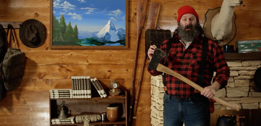 TWIN PEAKS: LUMBER JACK - Commercial Series