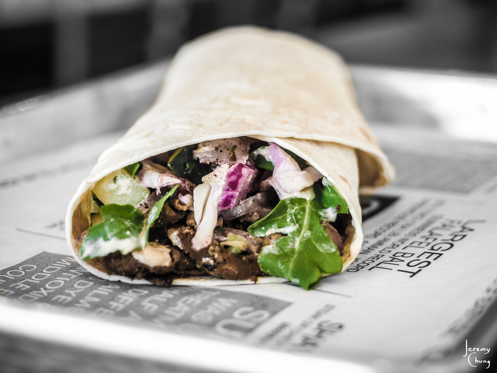 SAJJ Mediterranean - Learn how Dish Crawl Co grew their Instagram follower base dramatically and captured the attention of new customers