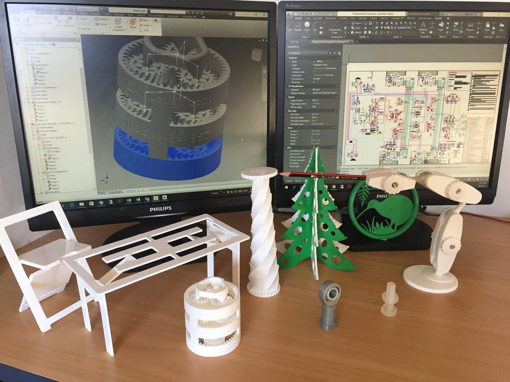 3D Prototypes