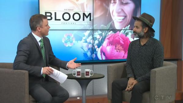 Bloom on CTV Edmonton Yoga