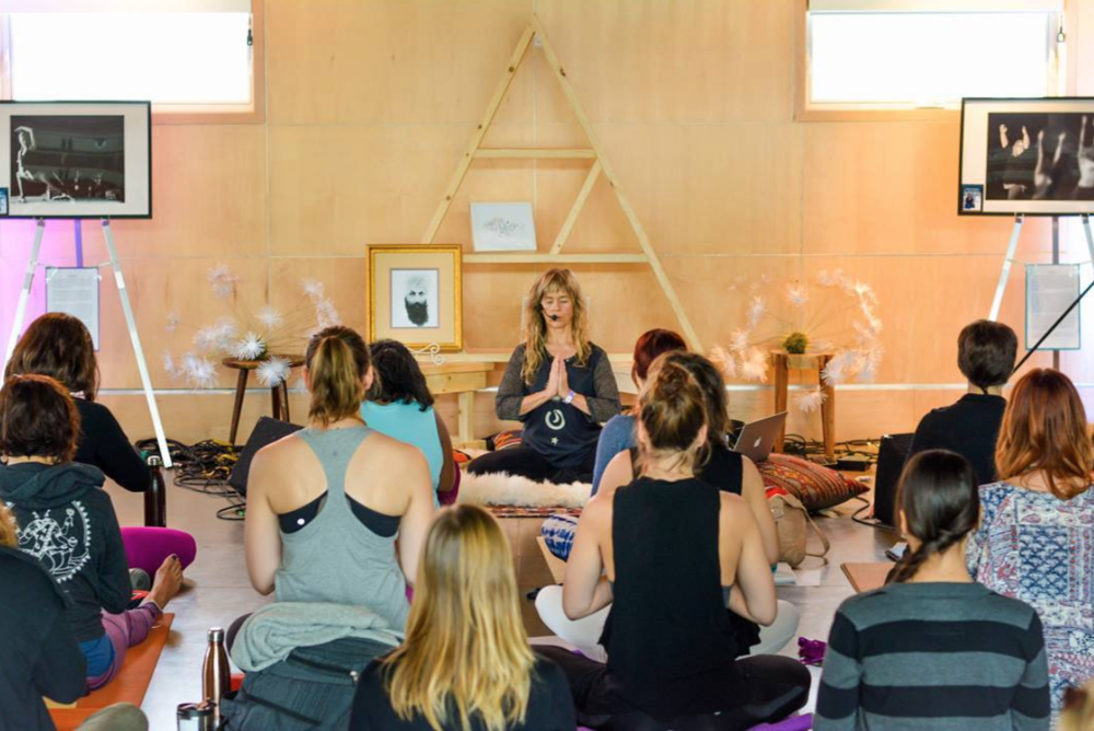 geha gonthier at bloom yoga festival edmonton