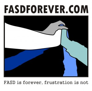 FASD is forever. frustration is not
