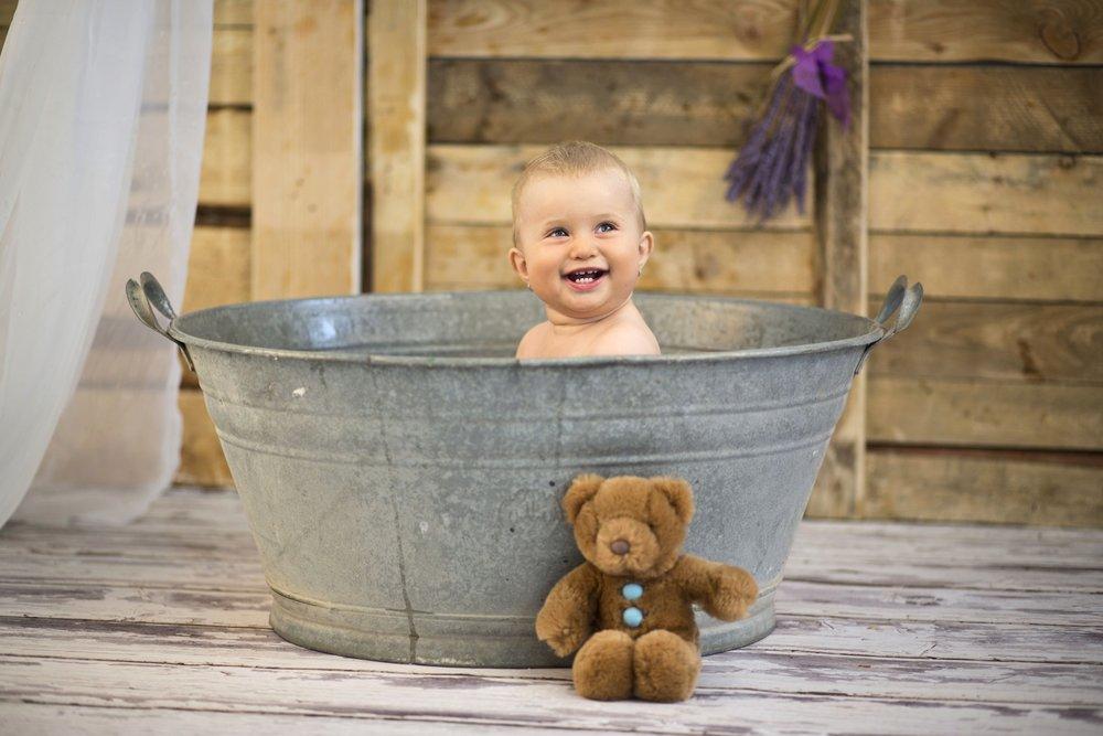 Baños de cloro para el tratamiento de la dermatitis atópica y el eccema numular