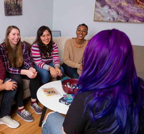 We offer teen group therapy for girls experiencing anxiety, depression, and more in Flourtown, PA. We also serve Ambler, Blue Bell, Horsham & Chestnut Hill.