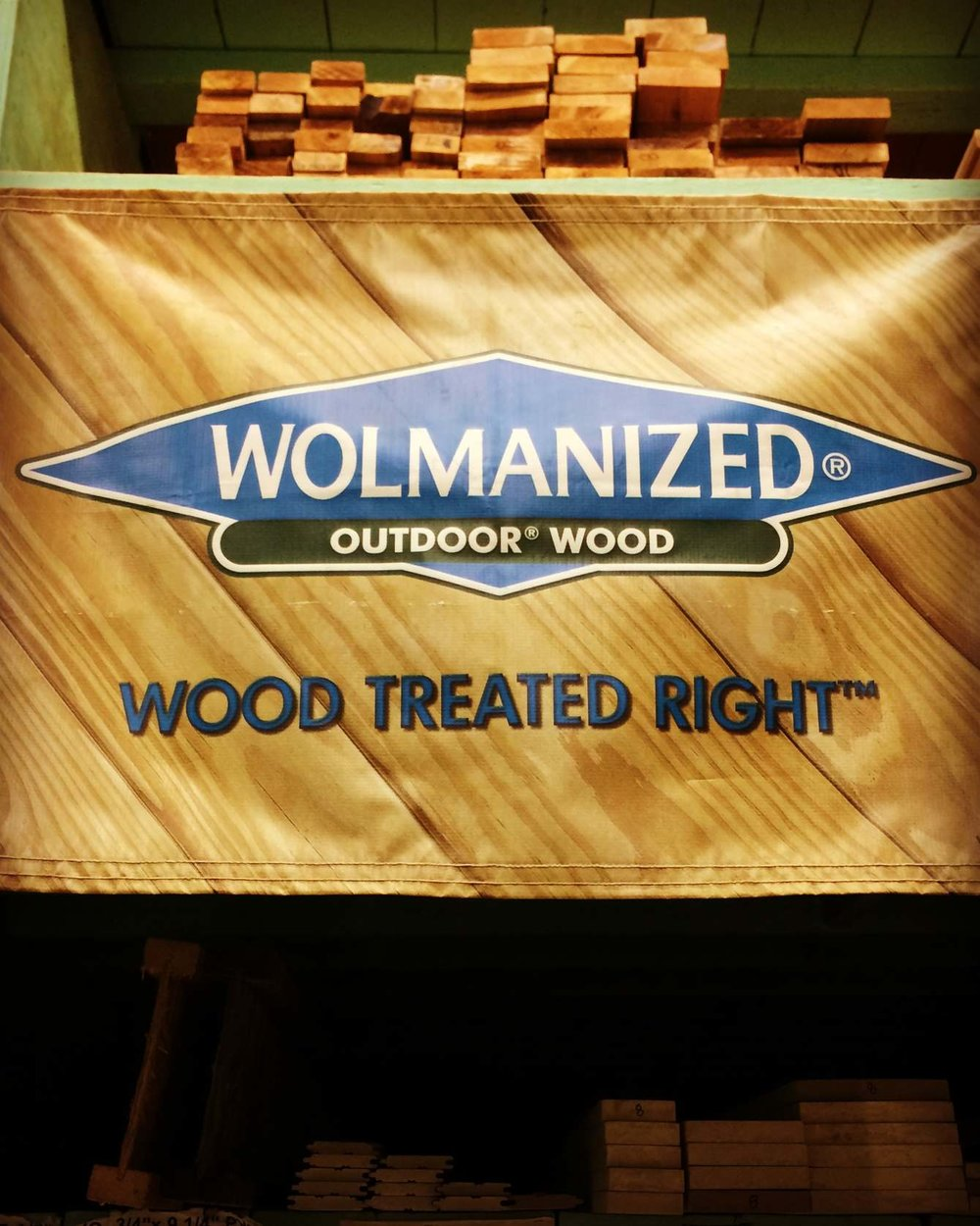 The official wood of predators.  Some names just weren't meant to be companies. Or verbs, for that matter.