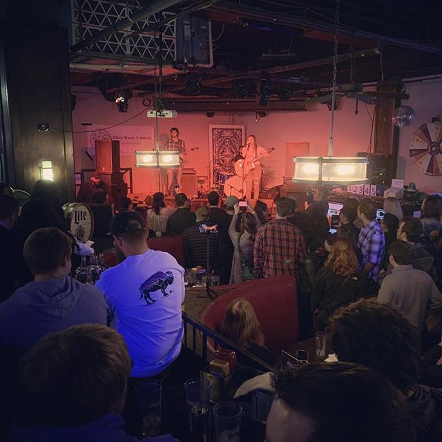 Not a bad tun our for your first festival!  Nice work @ariellajoyandthesilverlining . . . . @onekoast @frozenharbor @luckies_powerplantlive  #supportlocalmusic #damnitbrad #fuzzyd