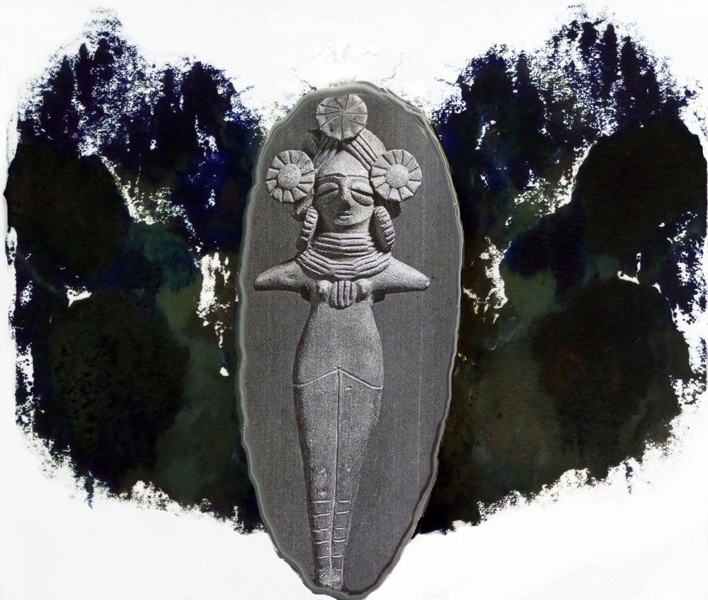 Above: Earth Goddess Ink, ltd. edition archival print, varied sizes