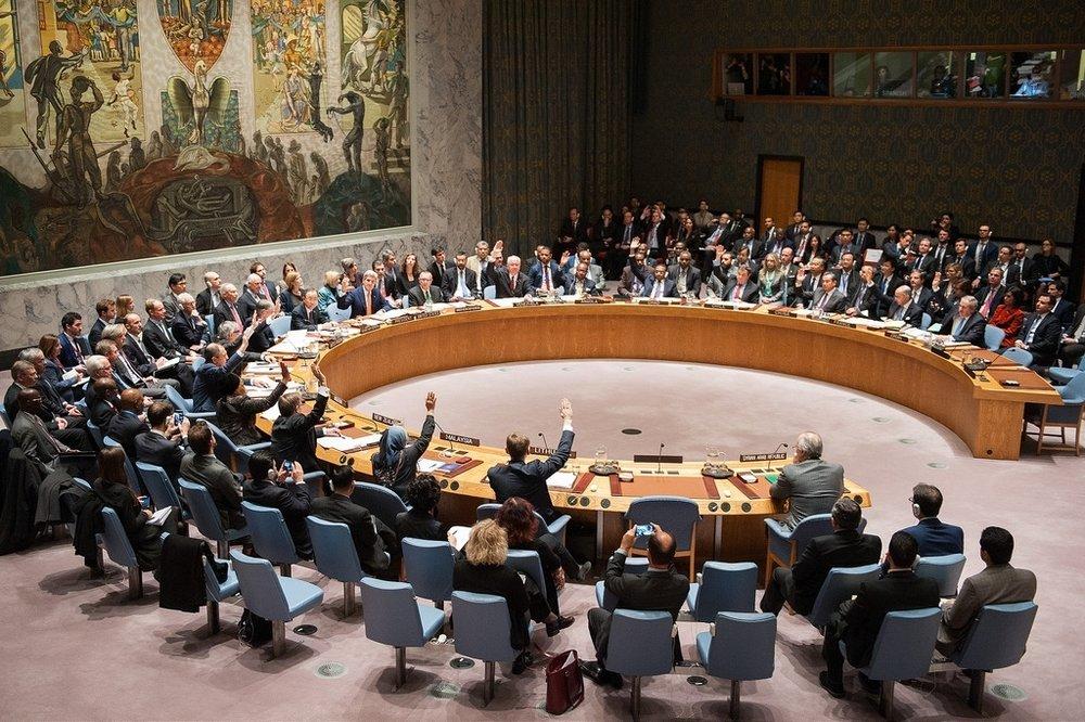 UN on Syria