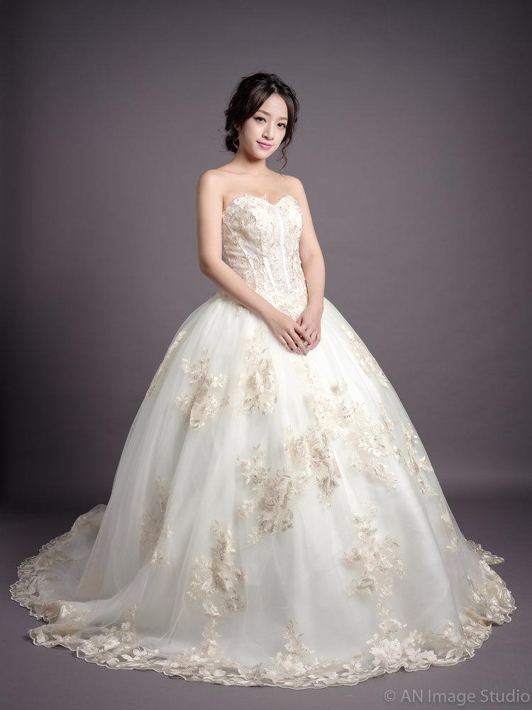 Bridal Dresses — AN Image Studio