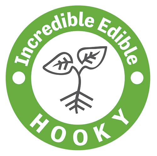 Incredible Edible Hooky
