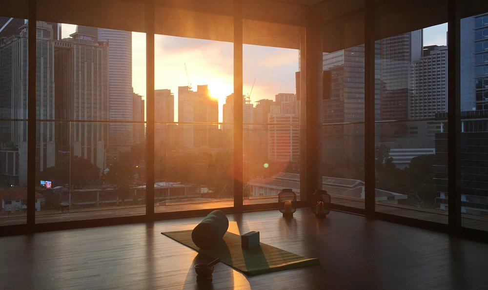 Dedaun, Kuala Lumpur   Long held poses targeting deep connective tissue, cultivating awareness and enhancing the flow of vital energy. Thursdays 7pm - 8.30pm.