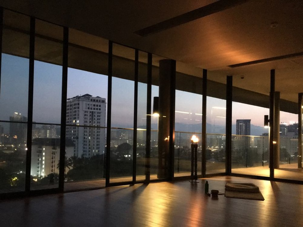Dedaun, Kuala Lumpur   An energising and rejuvenating practice that cultivates strength, balance and lightness in body and mind.Tuesdays 7am - 8.30am.