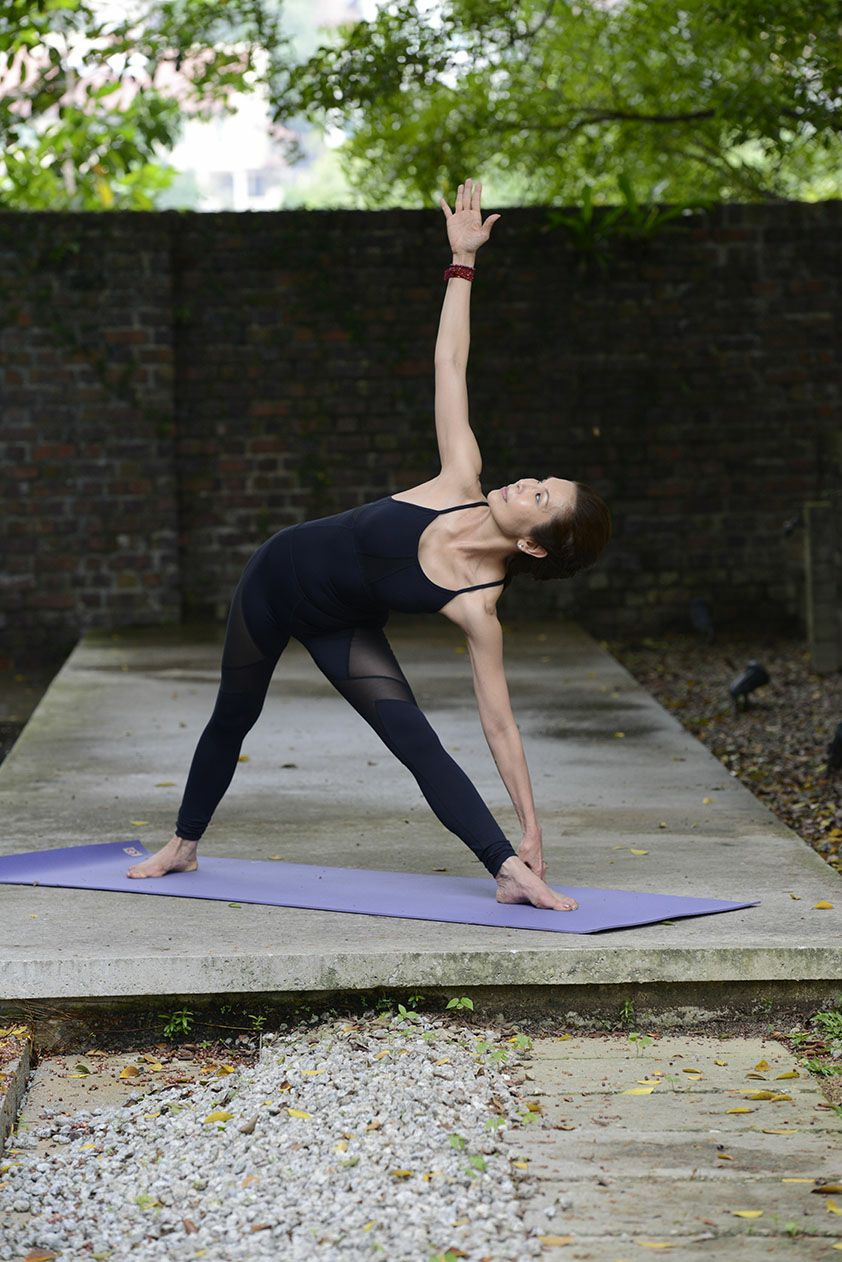 *** FROM 7th AUGUST, 2018 ***   Dedaun, Tuesdays 7pm - 8.30pm.   A session that incorporates active, yang poses with what is fundamentally a yin yoga practice.