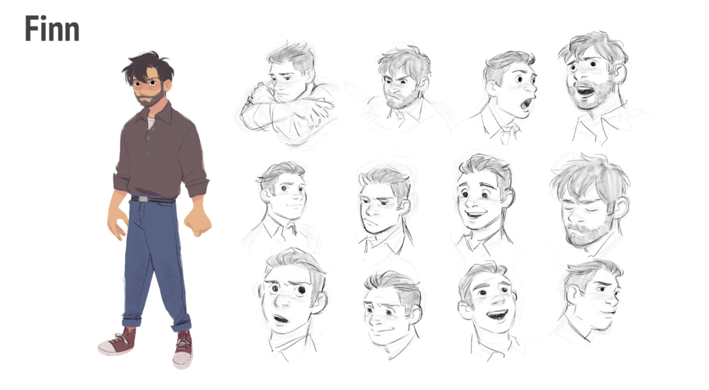 Early exploration of Finn