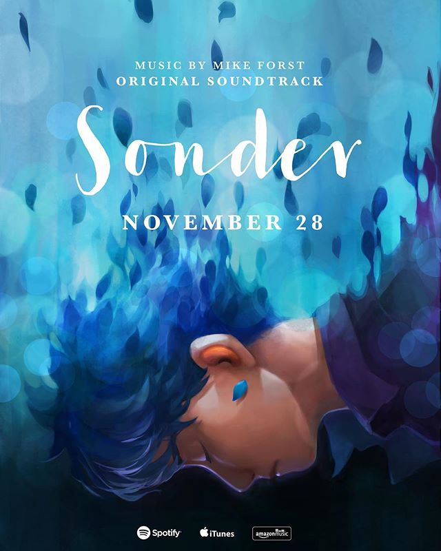 If you love the incredible sounds of 'Sonder,' great news: this Wednesday, 11/28, we'll be releasing the film's soundtrack online! Stay tuned for more details. . . #animation #shortfilm #soundtrack #filmscoring #moviescore