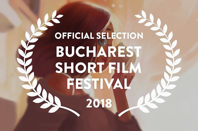 'Sonder' has been selected for this year's Bucharest Short Film Festival! The film will screen next Sunday 12/9 at 7pm at Bucharest's Cinemateca Eforie. . #animation #shortfilm #bucharest