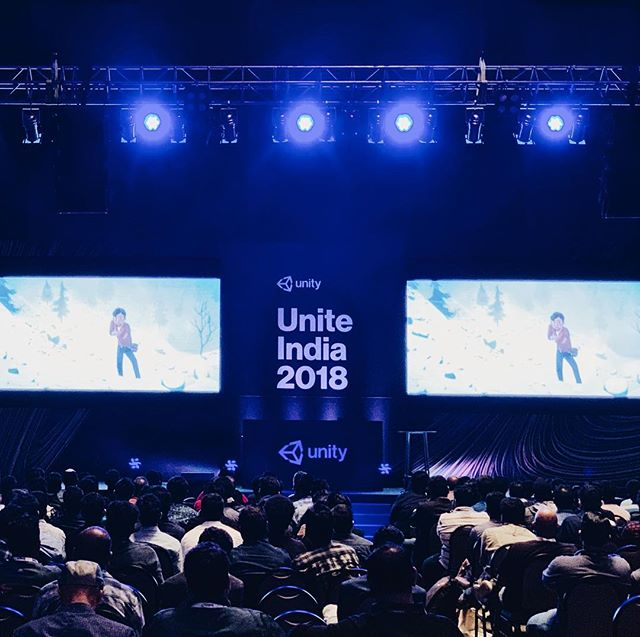 On Wednesday, our lighting & shading tools lead Jean Moreno and CG supervisor & lighting DP Farhez Rayani presented 'Sonder' to a full house at the #UniteIndia conference in Hyderabad. Thanks to all who attended! . #animation #shortfilm @Unity3DIndia @madewithunity #madewithunity @unitytechnologies