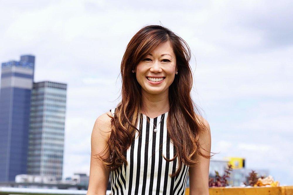 Michelle Hua (photo credits: Sarah Jones)