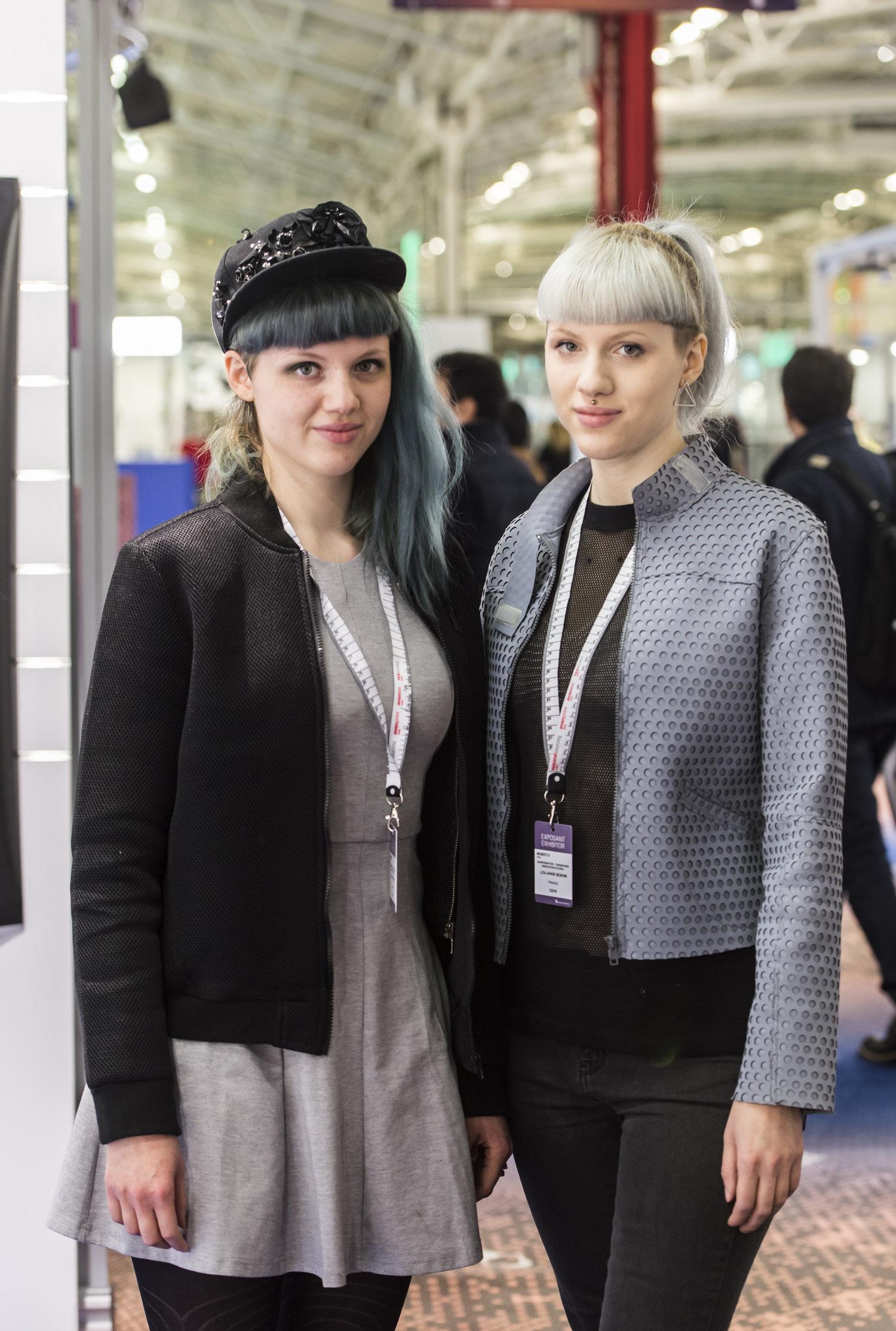 911b2045ec WoW Women in Fashion Tech | Nancy Boehm and Lou-Anne Boehm, co ...