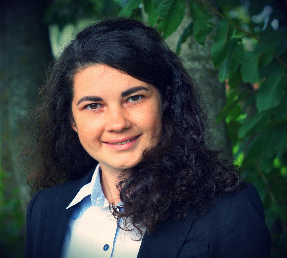 DARYA YEGORINA - DUBLIN AMBASSADOR