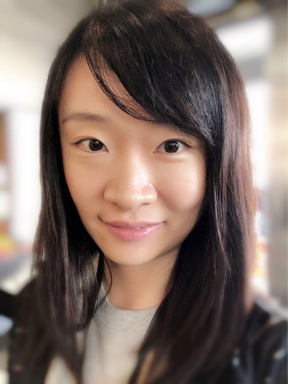 Sylvia Kang Headshot
