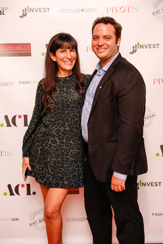 Marcelo & Jordana Guimaraes - Founders of FASHINNOVATION