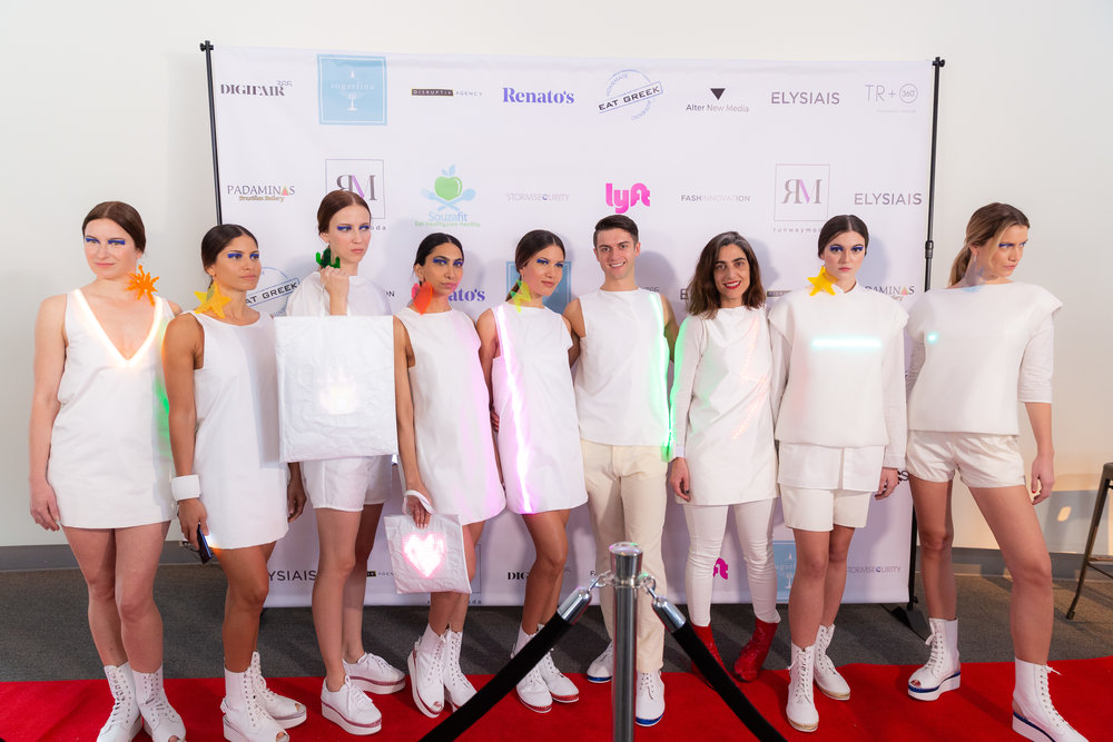 Constanza+LAB at FashInnovation NY 2019