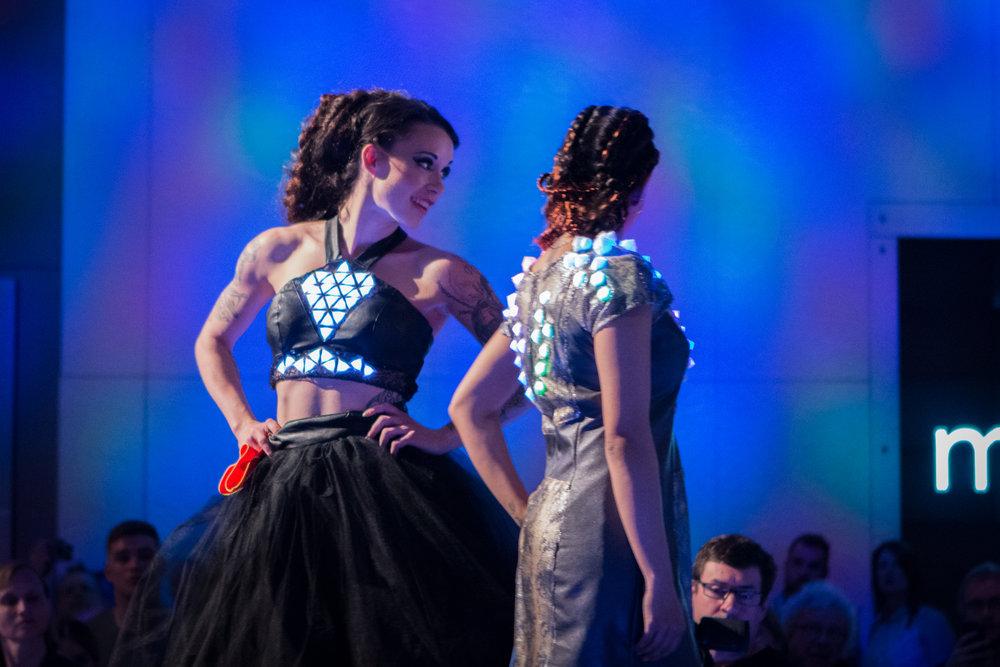 Photo credits: Jeff McDonald at the Make Fashion Gala 2016